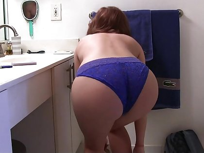 Such a tight fat ass for a petite fleeting babe