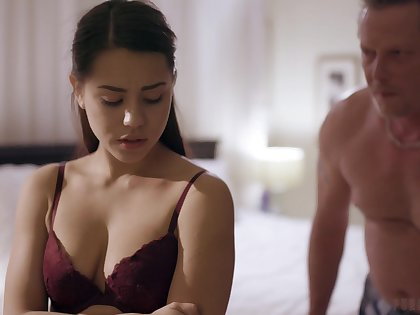 Alina's parent solo wants to fuck her sweet tight pussy