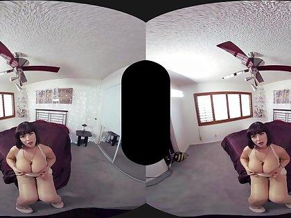 Mommy stepmom MILF joi VR