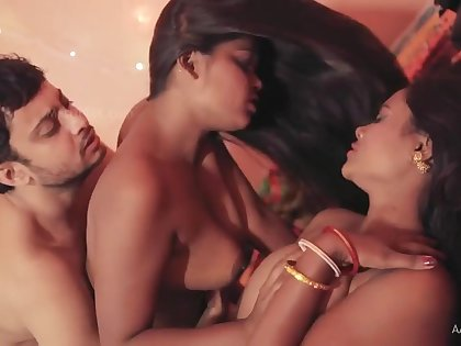 Amazing indian threesome